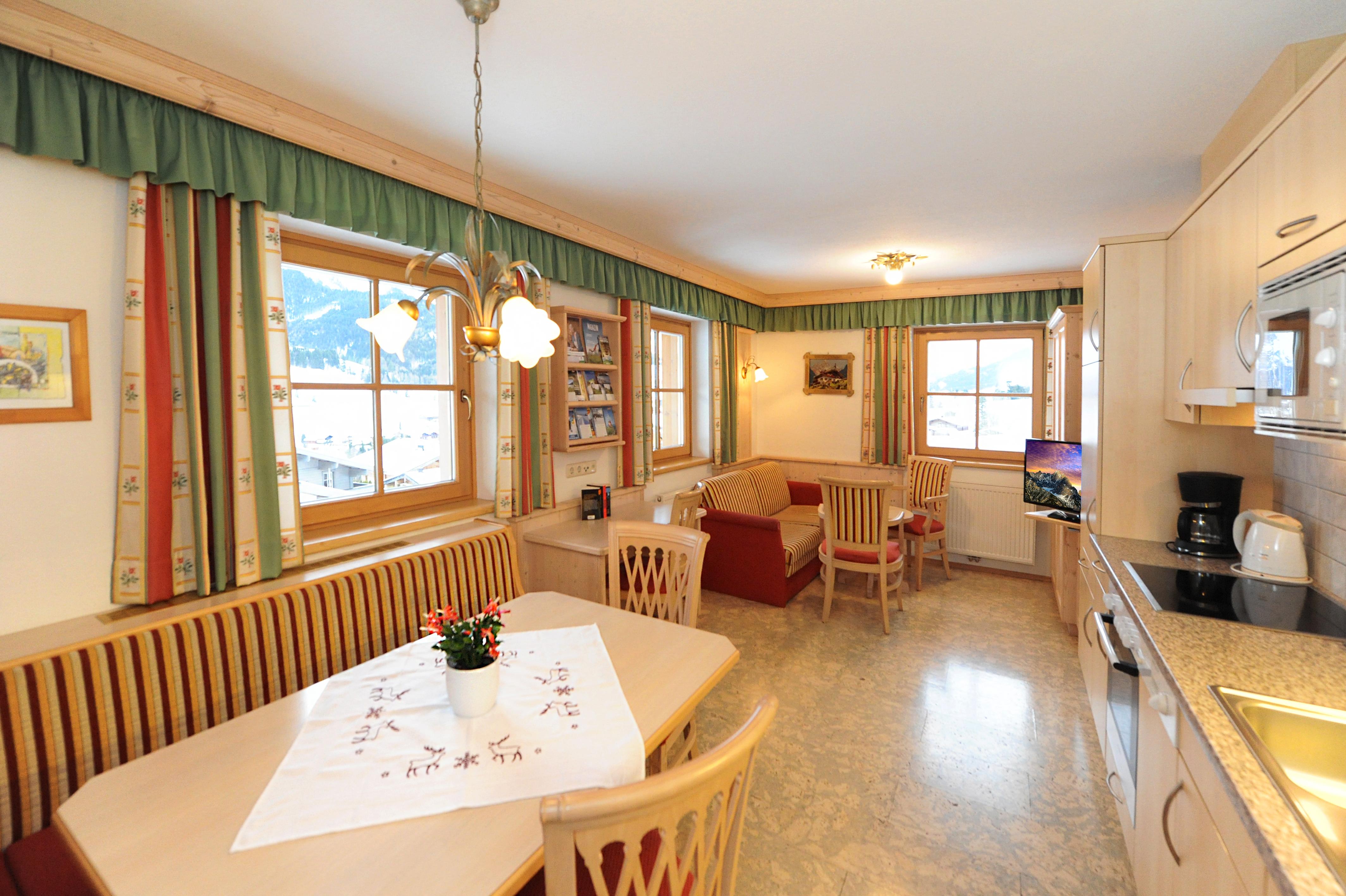 Appartement Birnhorn